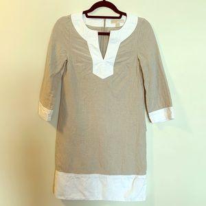 Michael Kors Linen midi dress, XS
